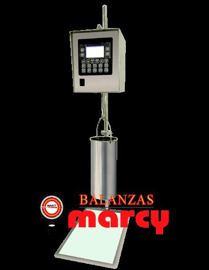 Balanza Marcy Electrónica